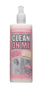 Soap & Glory Clean On Me Creamy Clarifying Shower Gel, $9.99 at Shoppers Drug Mart