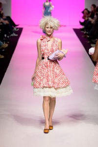 Damzels In This Dress Spring 2009 At L'Oreal Fashion Week