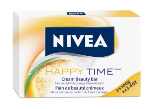 Nivea Happy Time Cream Beauty Bar $3.84