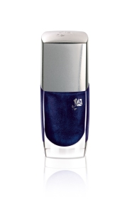 "Lancome Le Vernis ""Indigo Paris"", $21 at department stores"
