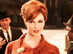 Sexy Secretary Joan Holloway