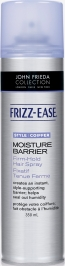 John Frieda Moisture Barrier Firm Hold Hairspray, $10.49 at drugstores