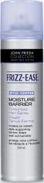John Frieda Moisture Barrier Firm Hold Hairspray, $10.49 at drugstores