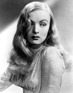 Veronica Lake's Iconic Look