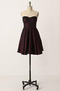 Jacquard Gala Dress
