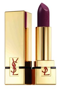 YSL Rouge Pur Couture No. 54 Prune Avenue, $30 at YSL counters