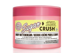 Soap & Glory Sugar Crush Body Buttercream, $20 at Shoppers Drug Mart