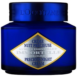 L'Occitane Immortelle Precious Night Cream, $92 at Hudson's Bay