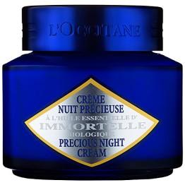 L'Occitane Immortelle Precious Night Cream, $92 at Hudson's Bay