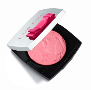 Lancome Highlighter Blush in Rose Ballerine, $52 at department stores and select drugstores in February