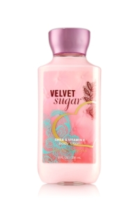 Bath & Body Works Velvet Sugar Body Lotion, $12.50